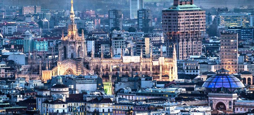 atostogos Milane