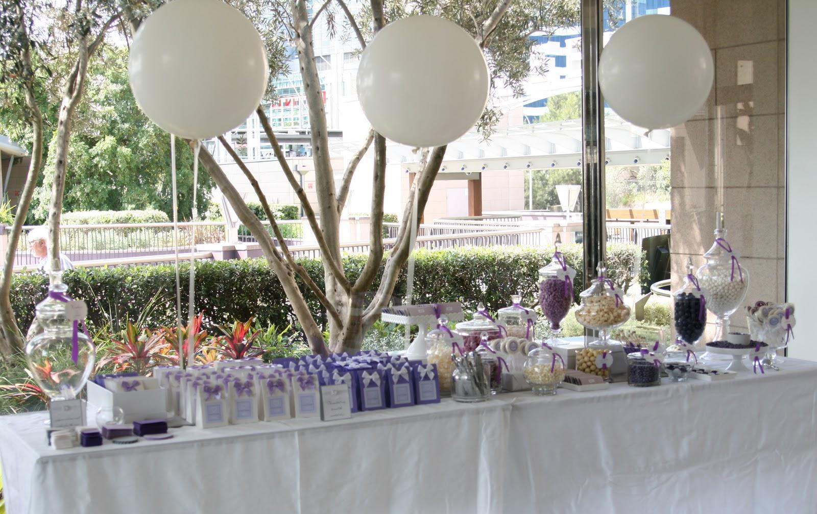 vestuvinio stalo dekoravimas balionais