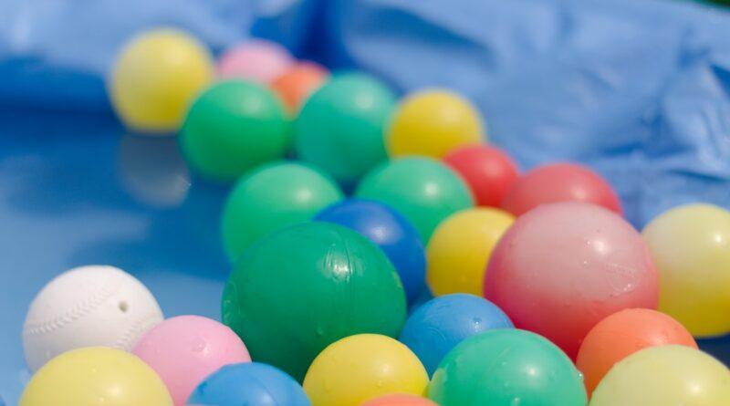 kamuoliukų baseinai